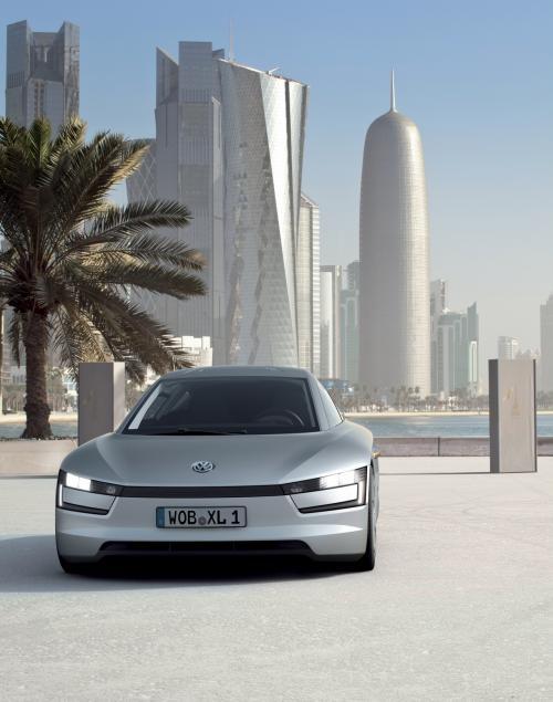Volkswagen Formula XL1 Concept