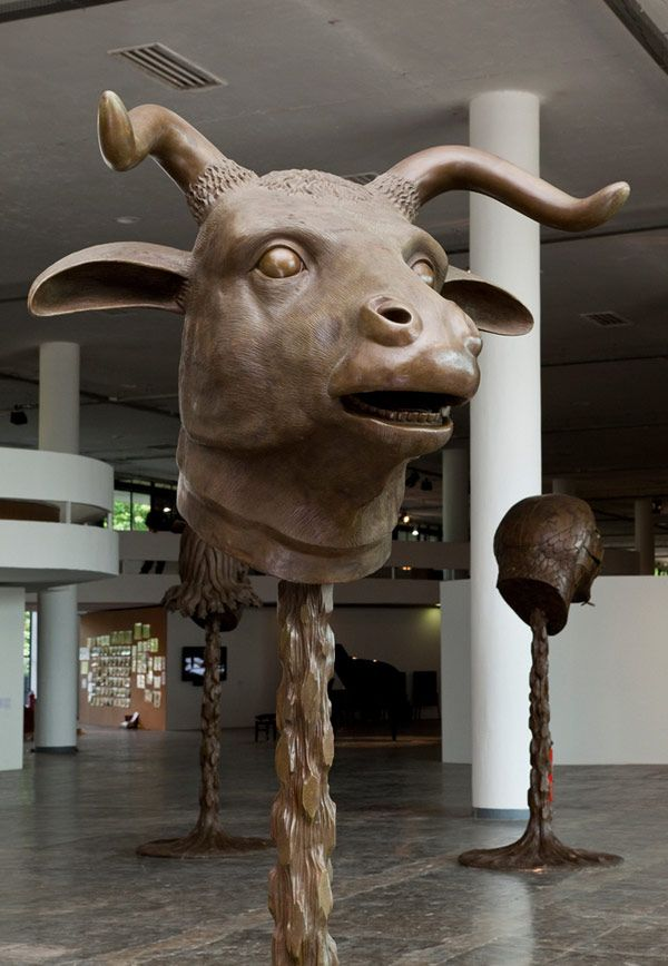 Έκθεση Κύκλος των ζώων από τον καλλιτέχνης Ai Weiwei