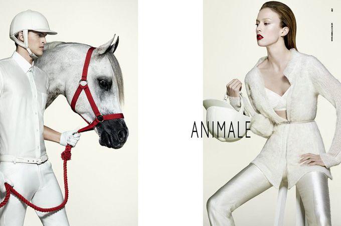 Διαφημιστική καμπάνια Animale για το Φθινόπωρο του 2011