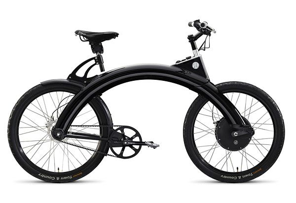 Ηλεκτρικό Ποδήλατο PiCycle LTD από Pi Mobility