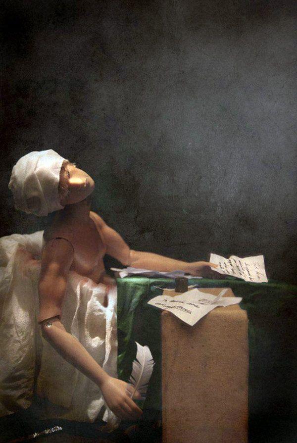 Η Ζωή της κούκλας Μάριελ Κλέιτον