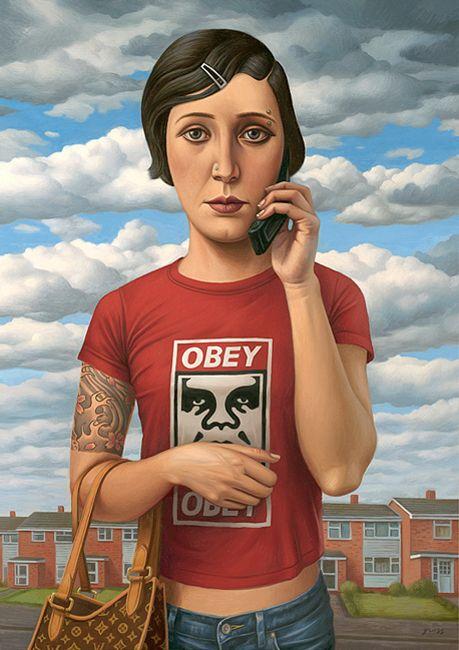 Καλλιτέχνης Άλεξ Γκρός