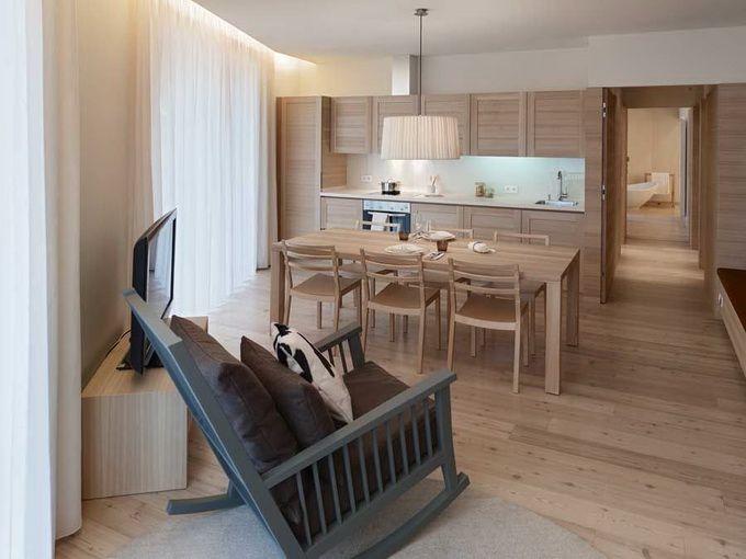 Κατοικία Edel Weiss στις Άλπεις