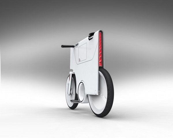 Κόνσεπτ Ηλεκτρικού Ποδηλάτου