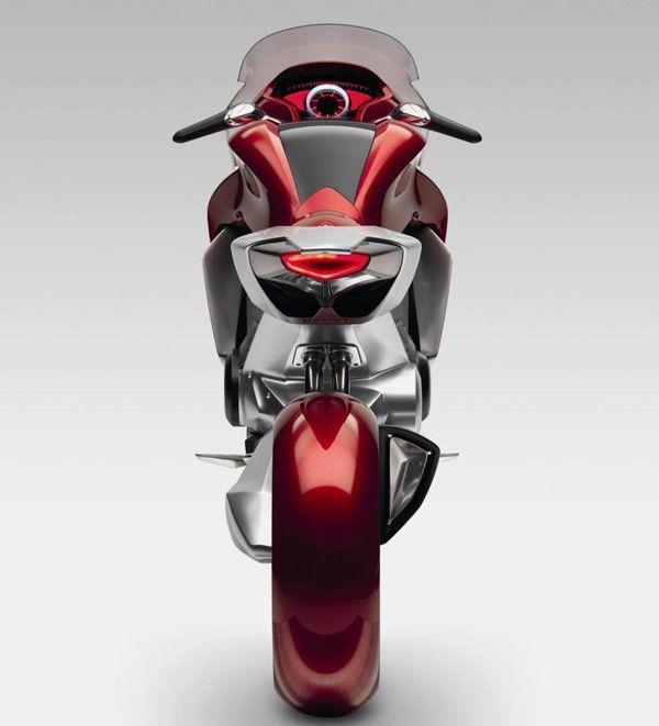 Κόνσεπτ νέα Honda V4