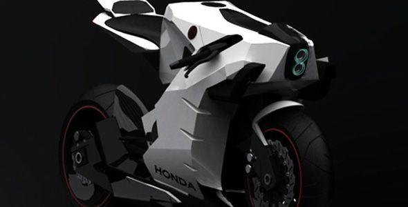 Κόνσεπτ νέο Honda CB750 2015