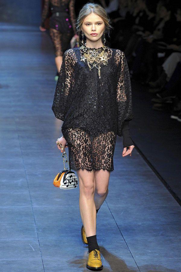Μόδα Dolce και Gabbana Μιλάνο