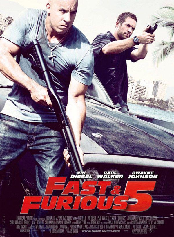 Νέα Ταινία Fast and the Furious 5