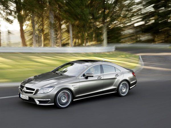 Νέα Mercedes-Benz CLS 63 AMG