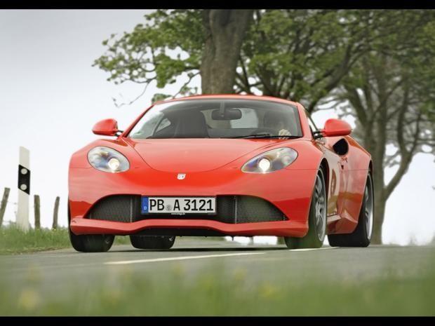 Νέο Artega GT 2011
