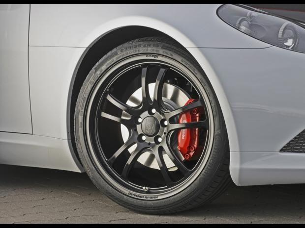 Νέο Artega GT 2011 - Τροχός Αυτοκινήτου