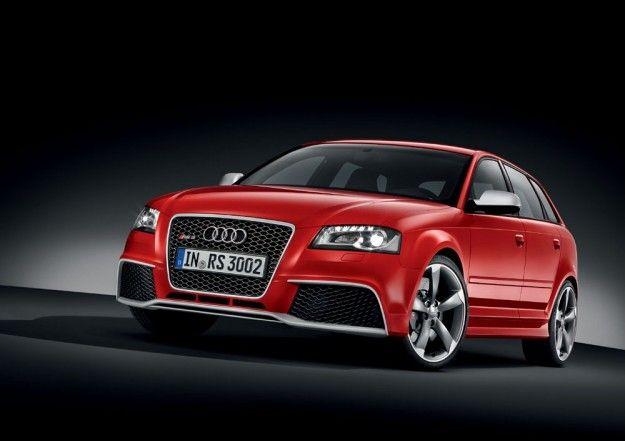 Νέο Audi RS3 Sportback