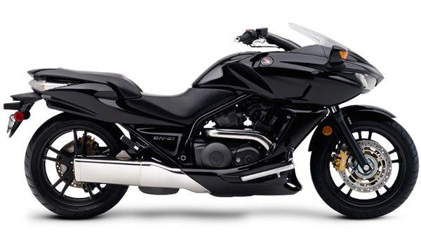 Νέο Honda DN-01