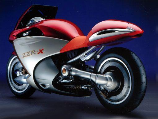Κόνσεπτ Kawasaki ZZR-X