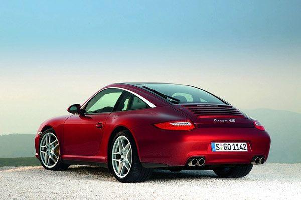 Νέα Porsche 911
