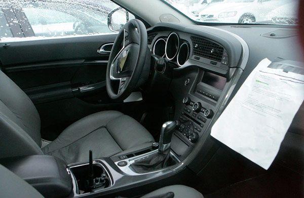 Νέο SAAB 9-4X 2011 - Εσωτερικό αυτοκινήτου
