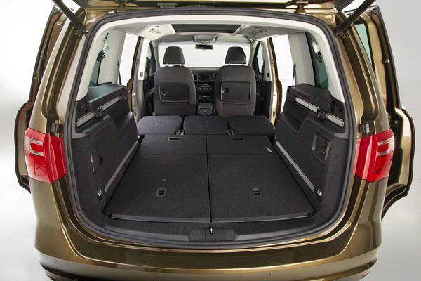 Νέο Seat Alhambra - Πόρτ Παγκαζ Αυτοκινήτου