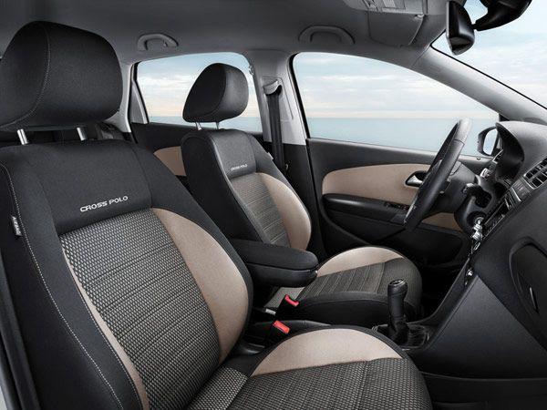 Νέο Volkswagen CrossPolo 2011 - Σαλόνι Αυτοκινήτου