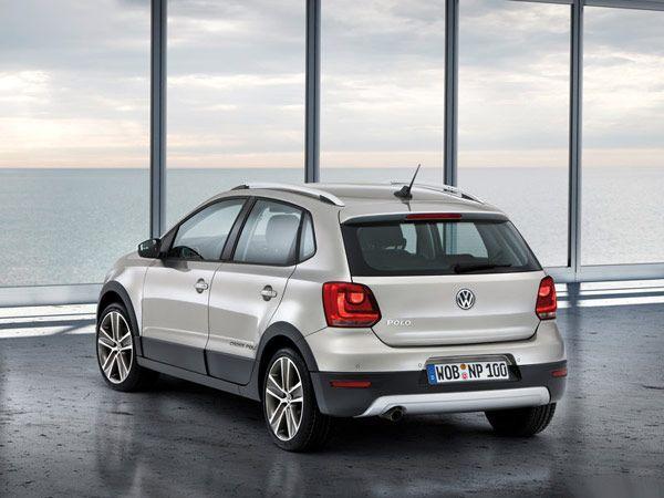 Νέο Volkswagen CrossPolo 2011