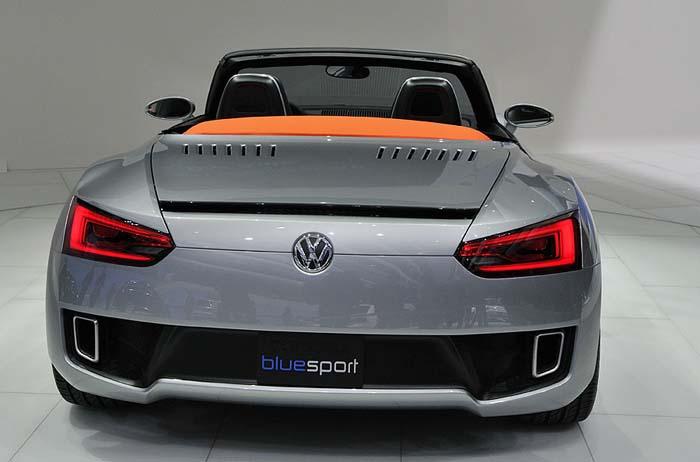 Νέο VW Roadster 2011