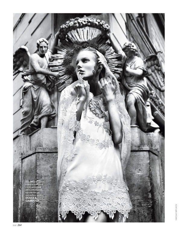 Πόλη των Αγγέλων στο ουκρανικό Elle