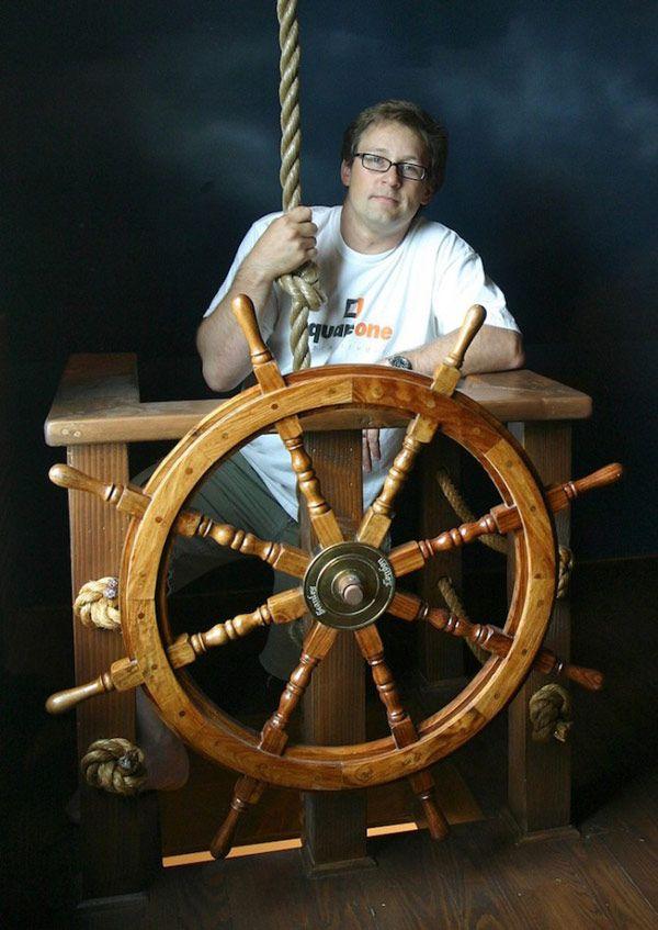 Υπνοδωμάτιο Πειρατικό Καράβι