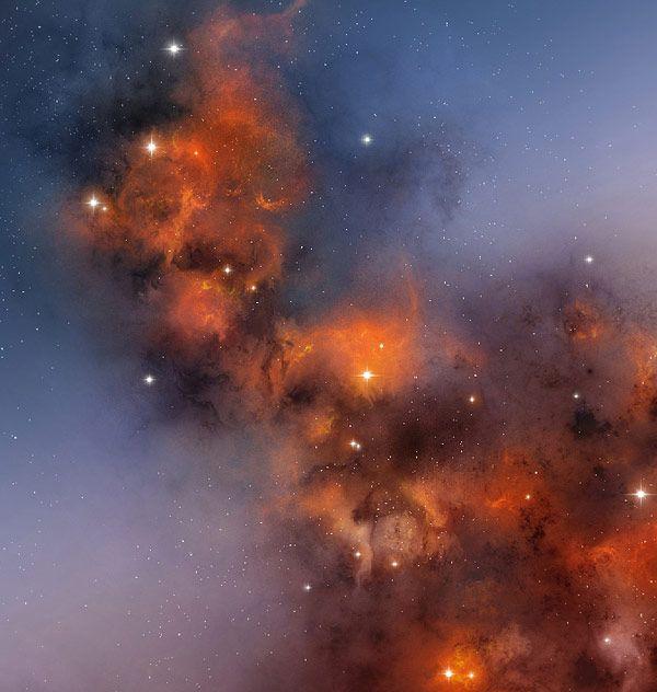 Φωτογραφίες Διαστήματος με Photoshop