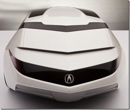 Concept Acura GSX