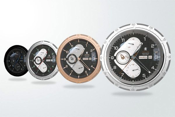 ARNAGE watch concept by whomadeid