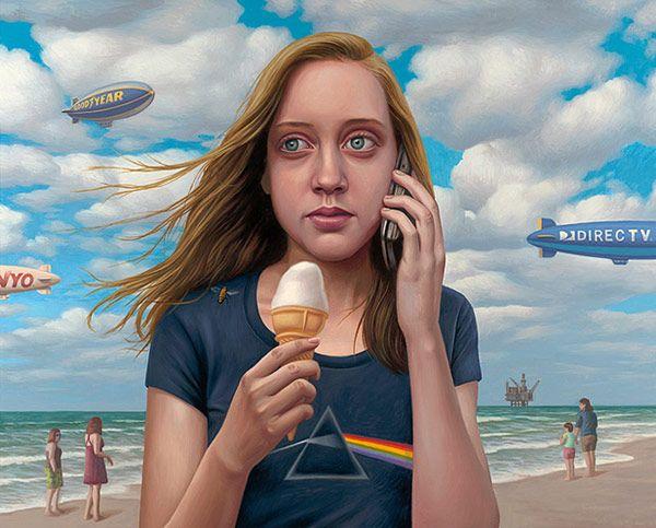 Artist Alex Gross