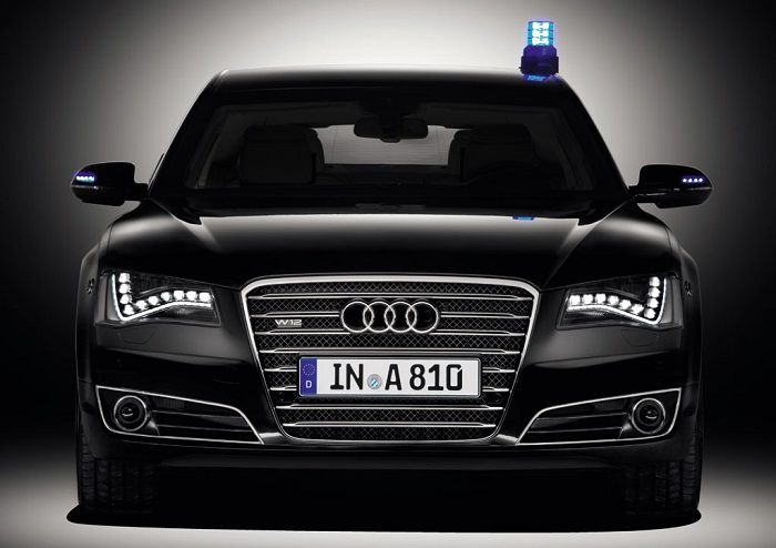 Audi A8L Security