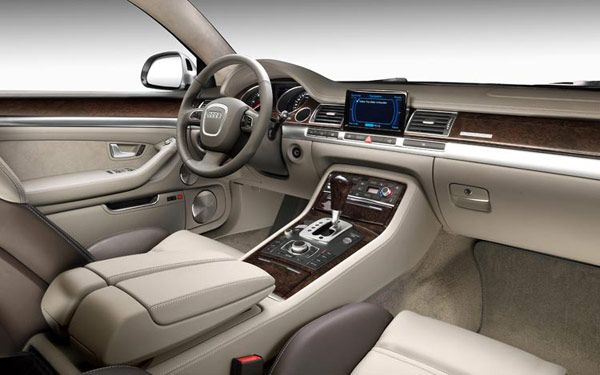 Audi A8L Security - Σαλόνι Αυτοκινήτου