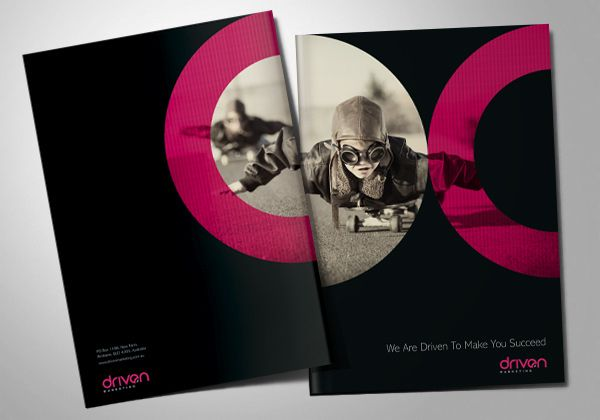 Brand and Corporate Identity for Driven Marketing