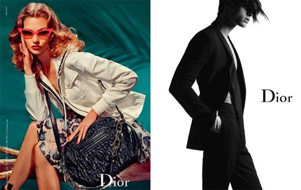 Campaigns of Spring Dior