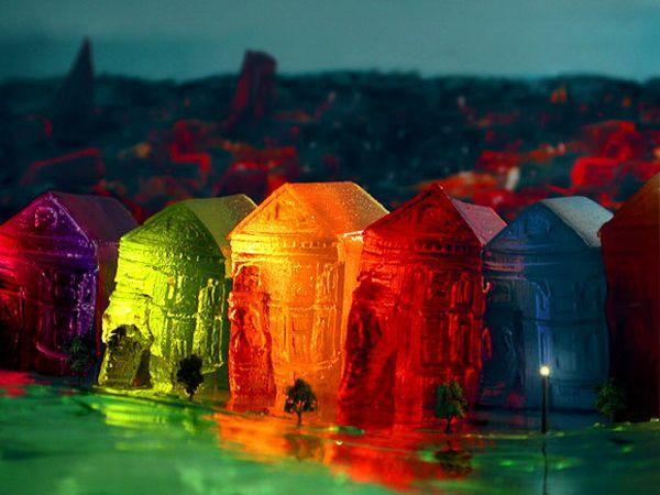 Cities of jelly Liz Hickok