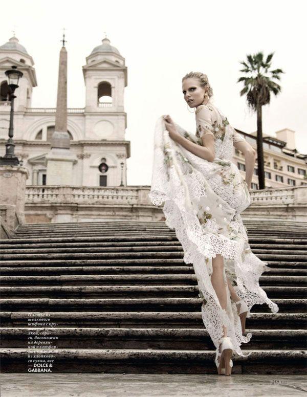 City of Angels in Elle Ukraine