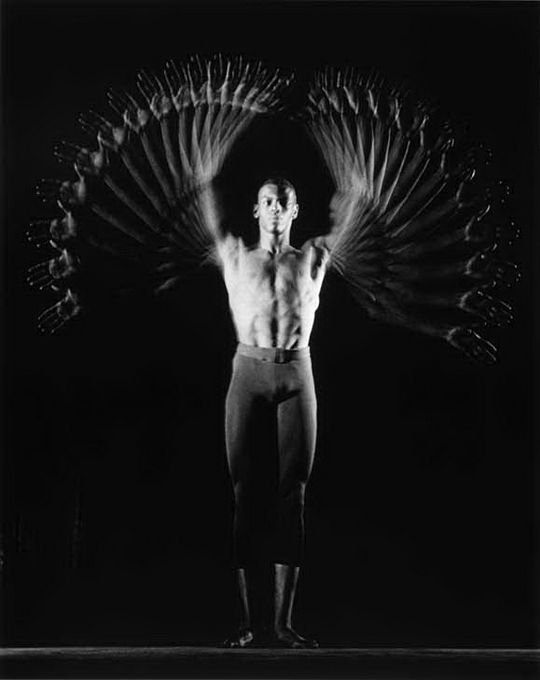 Classic photos of Harold Edgerton