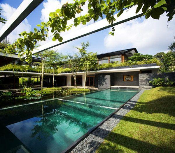 Cluny House a Smart House