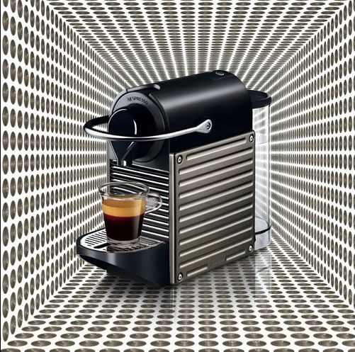 Coffee Pixie from Nespresso