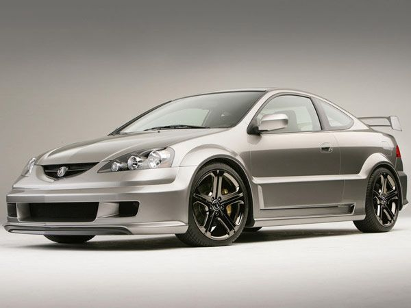 Concept Acura RSX 2005