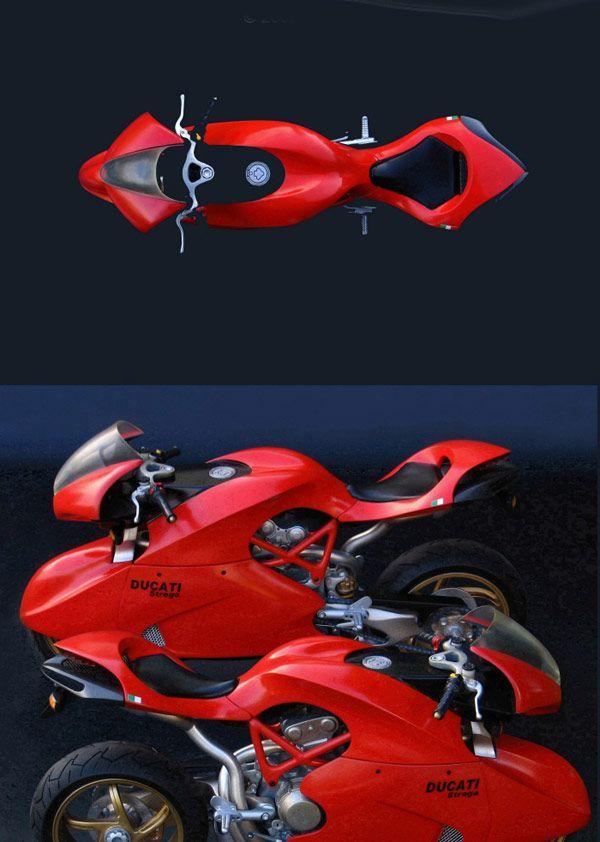Concept Ducati Strega