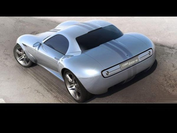 Concept new AC Cobra Venom V8