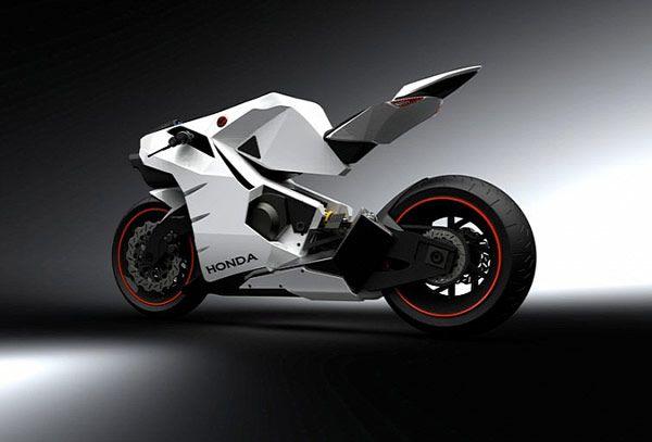 Concept new Honda CB750 2015