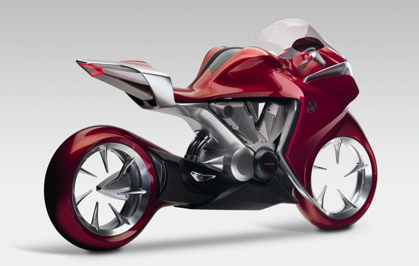 Concept new Honda V4