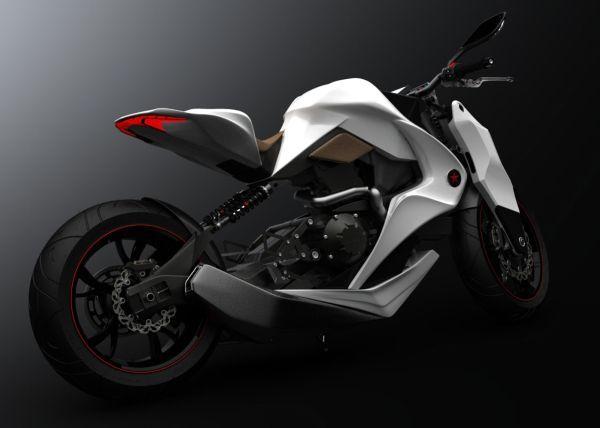 Concept new IZH 2012