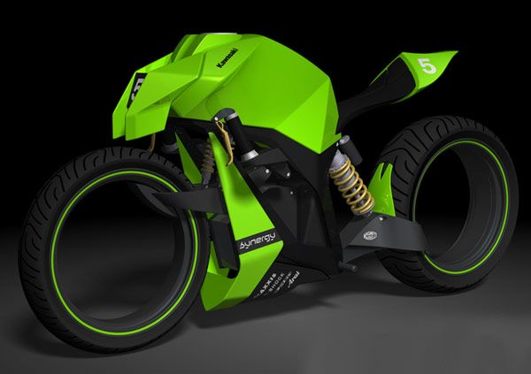 Concept new Kawasaki Synergy