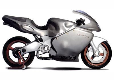 Concept new Norton Nemesis