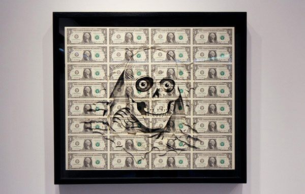 Contemporary Artist Scott Campbell