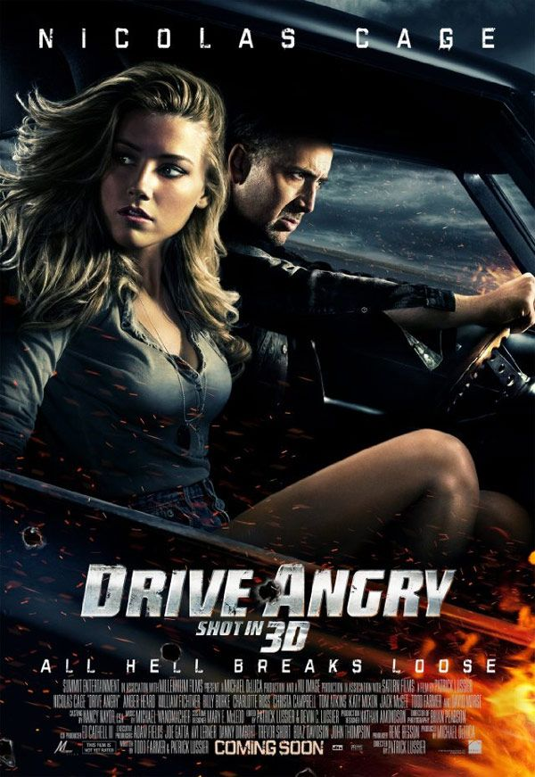 Drive Angry Ταινία 2011