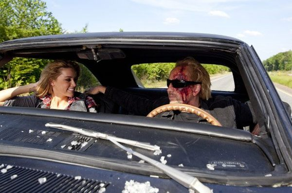 Drive Angry Movie 2011